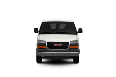 Surround Front Profile  2012 GMC Savana 3500