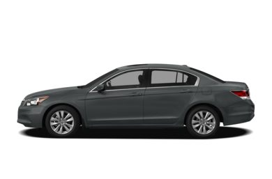 90 Degree Profile 2012 Honda Accord