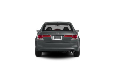 Surround Rear Profile 2012 Honda Accord