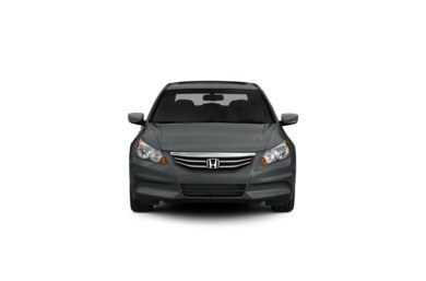 Surround Front Profile  2012 Honda Accord