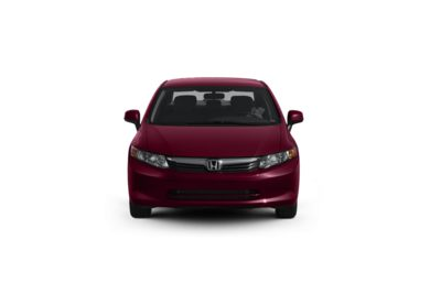 Surround Front Profile  2012 Honda Civic