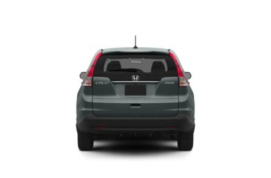 Surround Rear Profile 2012 Honda CR-V
