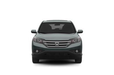 Surround Front Profile  2012 Honda CR-V