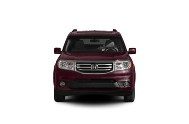 Surround Front Profile  2012 Honda Pilot