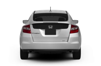 Rear Profile  2012 Honda Crosstour