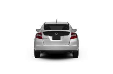 Surround Rear Profile 2012 Honda Crosstour
