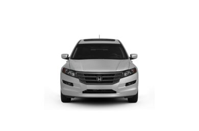 Surround Front Profile  2012 Honda Crosstour
