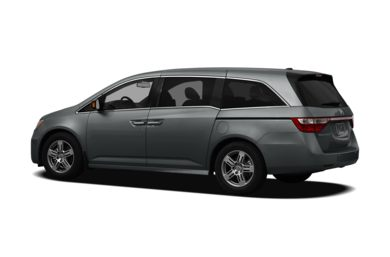 Surround 3/4 Rear - Drivers Side  2012 Honda Odyssey