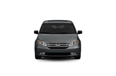 Surround Front Profile  2012 Honda Odyssey