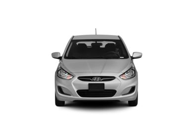 Surround Front Profile  2012 Hyundai Accent