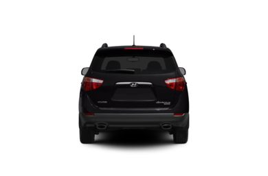 Surround Rear Profile 2012 Hyundai Veracruz