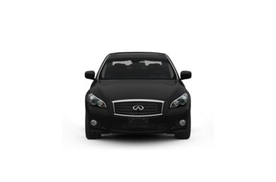 Surround Front Profile  2012 Infiniti M56