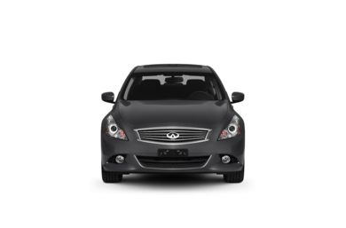 Surround Front Profile  2012 Infiniti G25