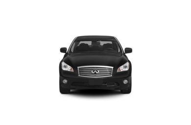 Surround Front Profile  2012 INFINITI M35h