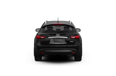 Surround Rear Profile 2012 Infiniti FX50