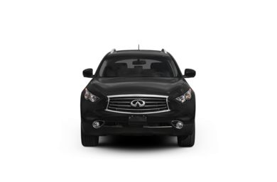 Surround Front Profile  2012 Infiniti FX50