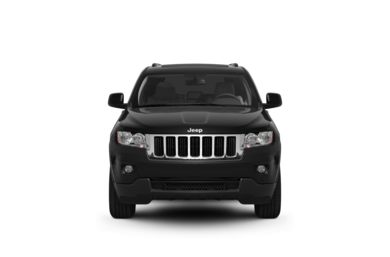 Surround Front Profile  2012 Jeep Grand Cherokee