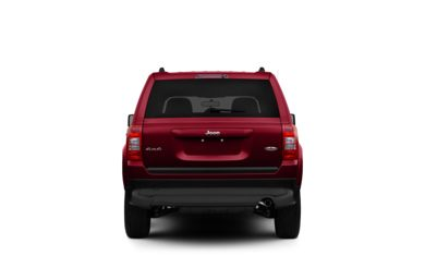 Surround Rear Profile 2012 Jeep Patriot