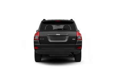 Surround Rear Profile 2012 Jeep Compass