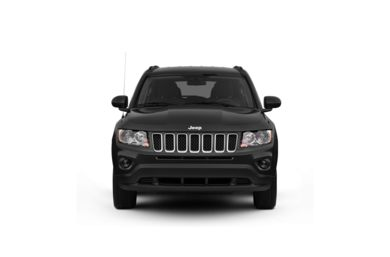 Surround Front Profile  2012 Jeep Compass