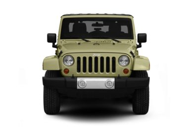 Grille  2012 Jeep Wrangler Unlimited