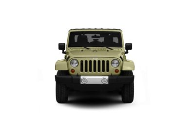 Surround Front Profile  2012 Jeep Wrangler Unlimited
