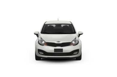 Surround Front Profile  2012 Kia Rio