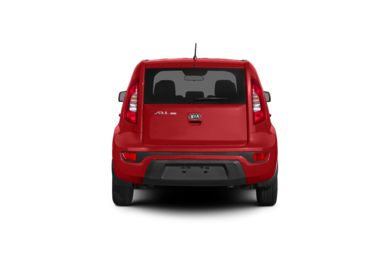 Surround Rear Profile 2012 Kia Soul