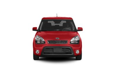 Surround Front Profile  2012 Kia Soul