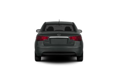 Surround Rear Profile 2012 Kia Forte