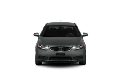 Surround Front Profile  2012 Kia Forte