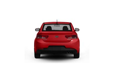 Surround Rear Profile 2012 Kia Forte Koup