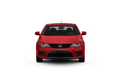Surround Front Profile  2012 Kia Forte Koup