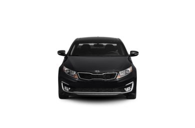 Surround Front Profile  2012 Kia Optima Hybrid