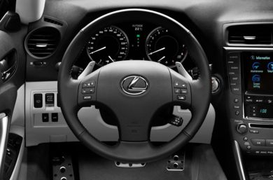 Steering Wheel  2012 Lexus IS 250C