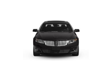 Surround Front Profile  2012 Lincoln MKS
