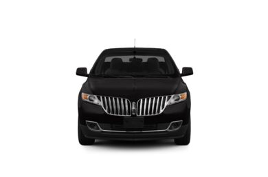 Surround Front Profile  2012 Lincoln MKX