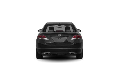 Surround Rear Profile 2012 Mazda Mazda6