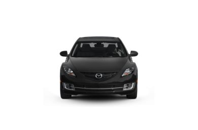 Surround Front Profile  2012 Mazda Mazda6