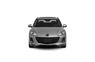 Surround Front Profile  2012 Mazda Mazda3