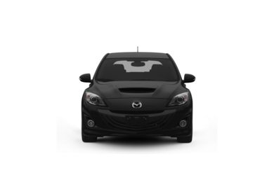 Surround Front Profile  2012 Mazda MAZDASPEED3