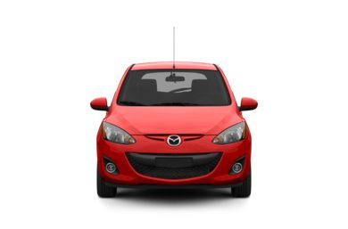 Surround Front Profile  2012 Mazda Mazda2