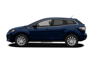90 Degree Profile 2012 Mazda CX-7