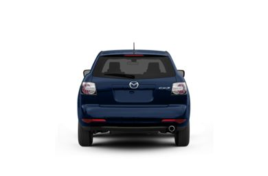 Surround Rear Profile 2012 Mazda CX-7