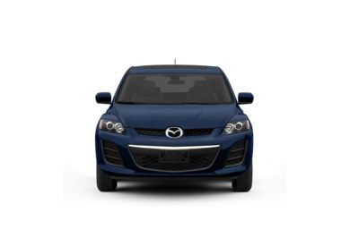 Surround Front Profile  2012 Mazda CX-7