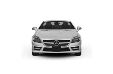 Surround Front Profile  2012 Mercedes-Benz SLK350