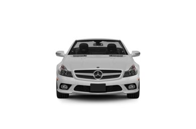 Surround Front Profile  2012 Mercedes-Benz SL550