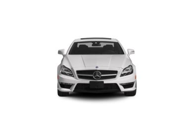 Surround Front Profile  2012 Mercedes-Benz CLS63 AMG