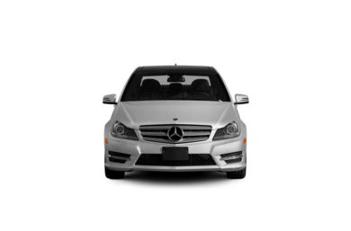 Surround Front Profile  2012 Mercedes-Benz C300