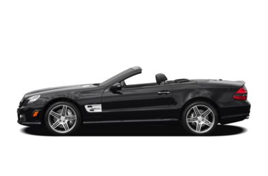 90 Degree Profile 2012 Mercedes-Benz SL63 AMG